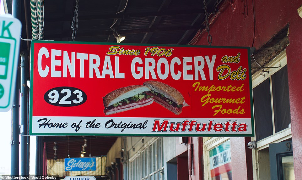 In terms of food, New Orleans is home to many unique creations with one being the muffaletta. TheCentral Grocery Store is one of the best spots in the city to try theexceedingly large snack