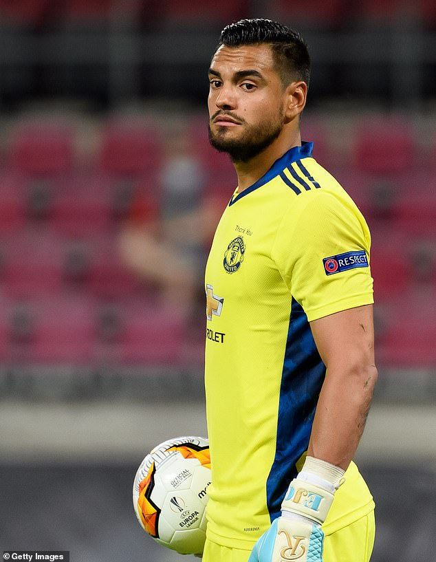 United players were frustrated after Romero was denied the opportunity to leave last year