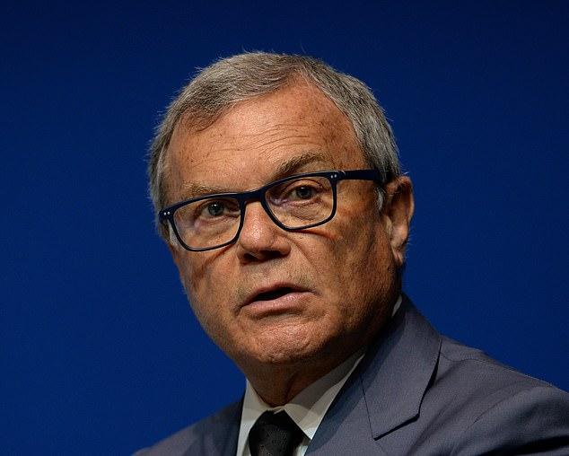 Marketing guru:Sir Martin Sorrell has signalled a major summer surge for Britain's economy