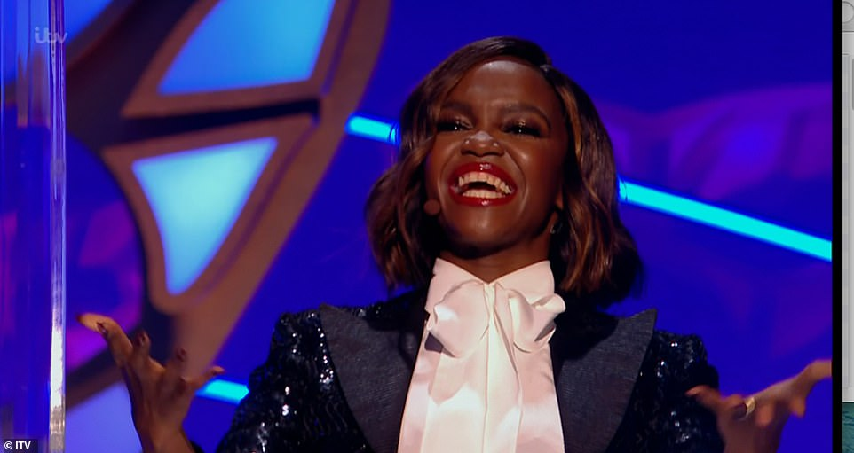 It's the walk!Due to Oti and Craig working together on Strictly, she as a pro and he as a judge, the dancer was able to suss out his particular walk, saying: 'It's that walk you have'