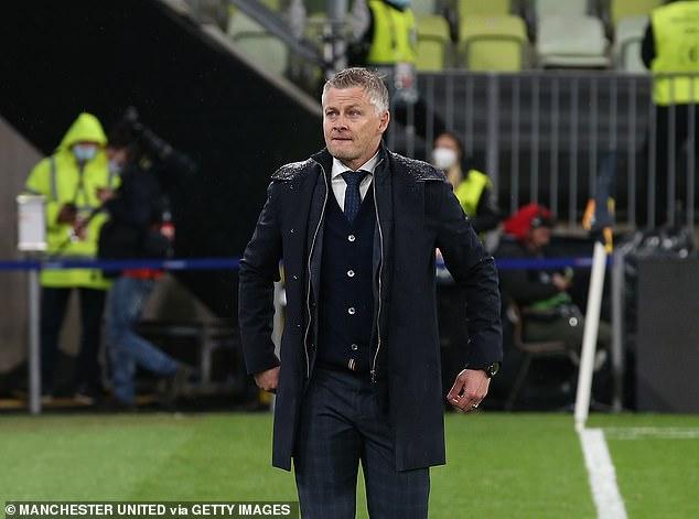 United boss Ole Gunnar Solskjaer will hope Rashford won't be unavailable for too long