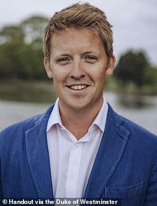 The Duke of Westminster, Hugh Grosvenor