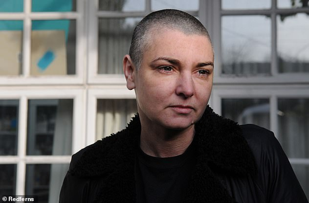 'It represented lies and liars and abuse': Sinead O'Connor, 54, has reflected on the controversial moment she ripped up a photograph of Pope John Paul II on prime-time television in 1992