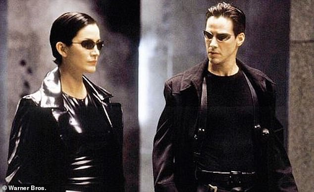Massive hit: It's been 22-years since The Matrix (1999) premiered to packed theaters, and went on to box office glory, earning more than $465 million on a $63 million budget