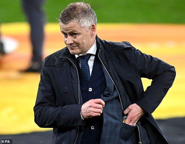 Ole Gunnar Solskjaer has been heavily linked with a reunion with Haaland at Old Trafford