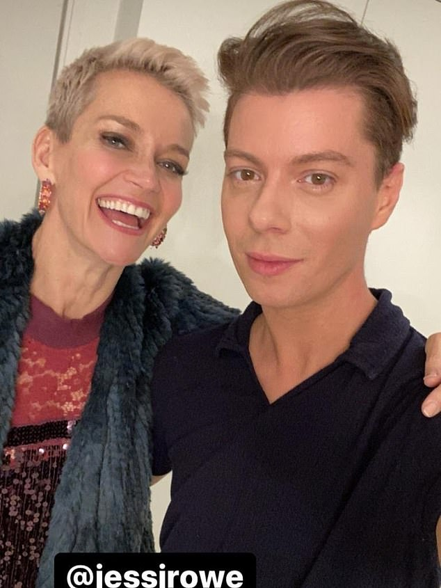 Catch up:Jessica Rowe has met up with Sunrise executive producer Michael Pell, three years after quitting her TV hosting role at Studio 10. The 50-year-old was seen having a private catch up with the 38-year-old wunderkind this week, The Daily Telegraph reports. Both pictured