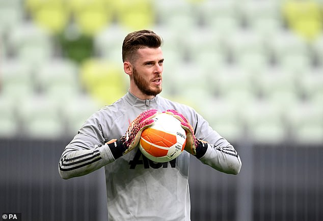David De Gea has received an impassioned defence from his former coachGabino Rodriguez