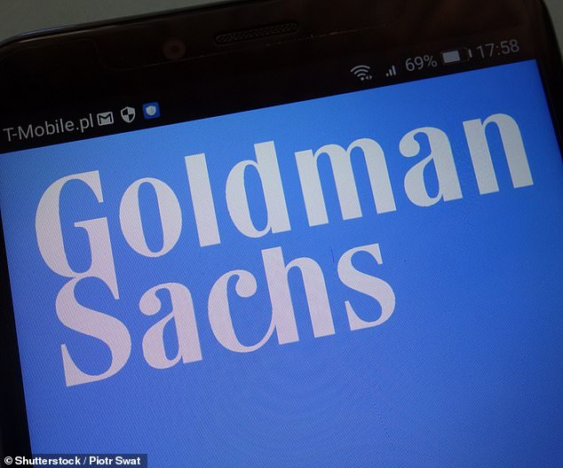 Scam:A website operating as 'Marcus by Goldman Sachs' popped up in recent weeks, virtually indistinguishable from the genuine site