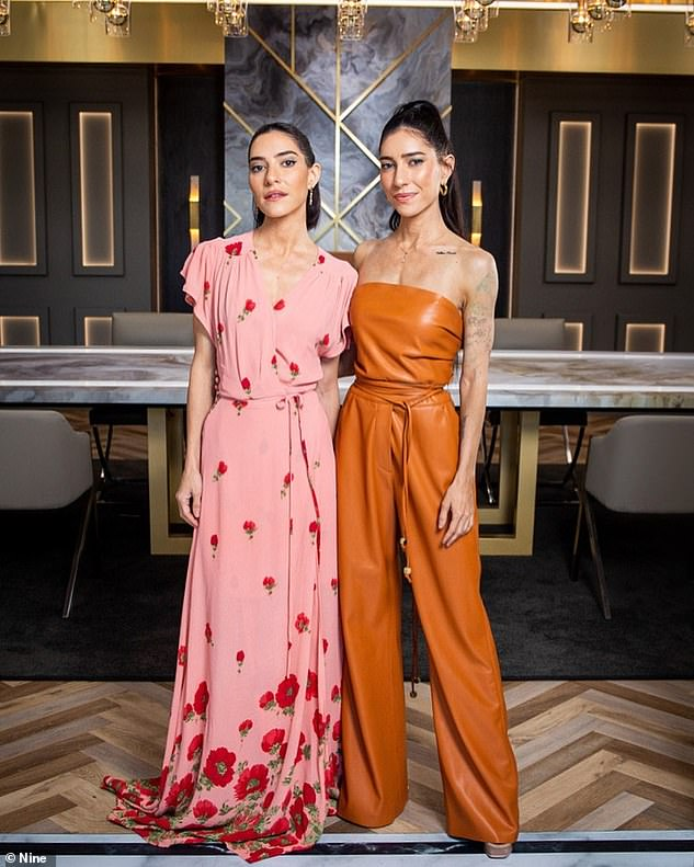 Help: During Tuesday night's episode, The Veronicas went head-to-head with the fashion designer over her team's electrician assisting them during a challenge