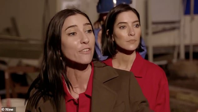 'Lisa and Jess were not exactly the easiest contestants and left the network struggling to show them in a favourable life,' the TV source told New Idea this week