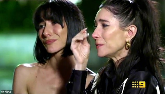 Censored: Celebrity Apprentice insiders have claimed that The Veronicas' worst fights 'never made it to air' Pictured : Lisa [L] and Jessica Origliasso [R]