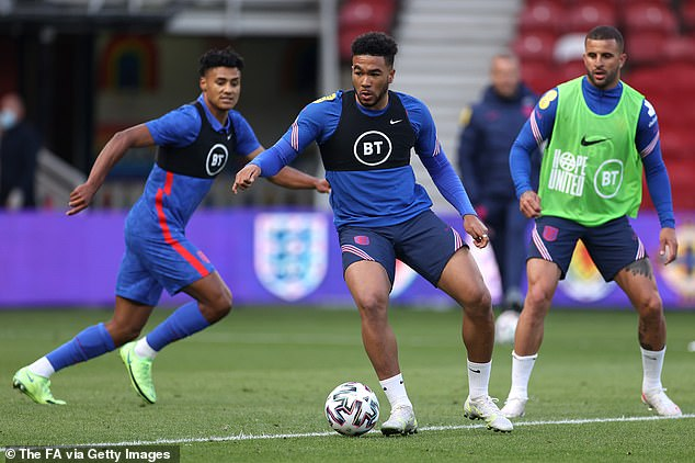 Reece James's role has become more important since Trent Alexander-Arnold got injured