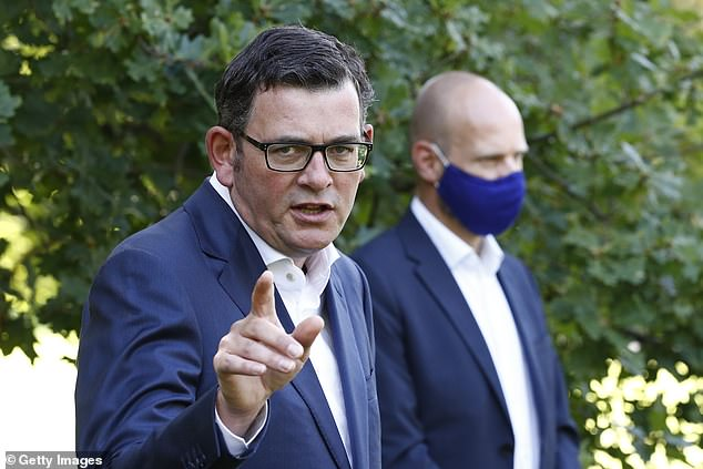 Premier Daniel Andrews claims to follow the advice of health officials. Some argue he doesn't listen to all of them