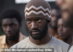 Supporting Actor: Malachi Kirby in Small Axe