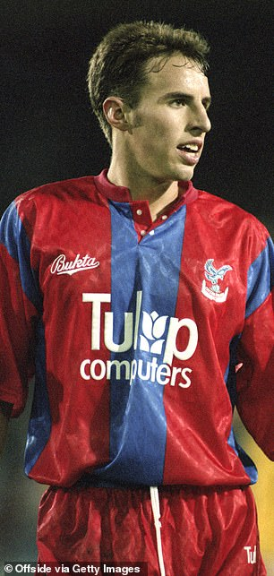 The 50-year-old came through at Selhurst Park as a youngster