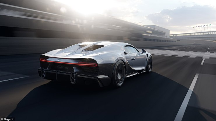 Longer bodywork boosts its slipstream potential and dramatically reduces wind resistance generated ¿ factors which otherwise decelerate the vehicle