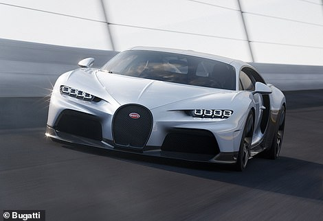 The new Super Sport might be expensive but it's nowhere near the top of the list of priciest Bugattis from new