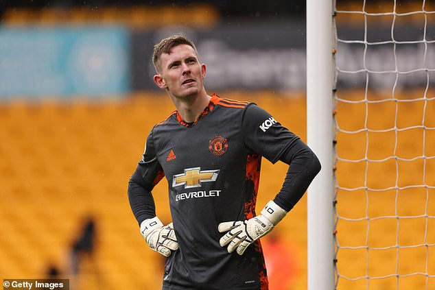 Mourinho said neither goalkeeper is 'phenomenal' but believes Henderson has the potential to reach that level