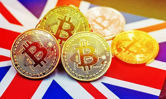 Interest rates fear: The Bank of Englandis exploring whether it should create its own central bank digital currency, already unofficially dubbed 'Britcoin', in the UK