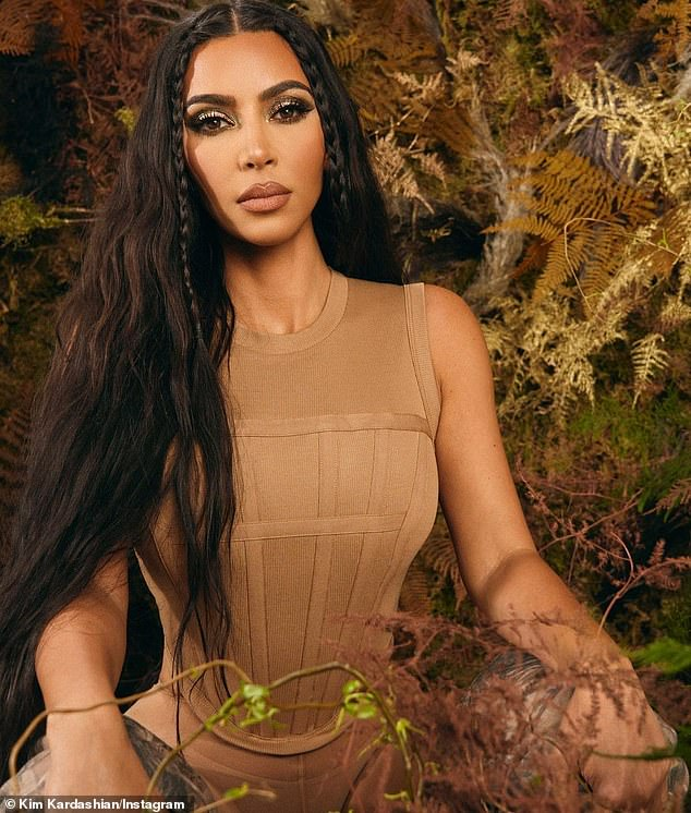 In just a few days:The Keeping Up With The Kardashians star added the collection was launching on June 11 at 12 pm