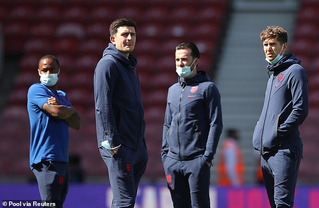Harry Maguire's early-tournament absence leaves a huge hole to fill in the centre of defence