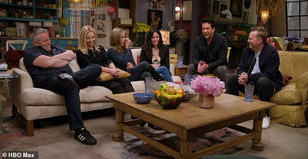 Friends forever! Fans watched the cast reunite on camera for the first time in years in the newly released HBO Max special