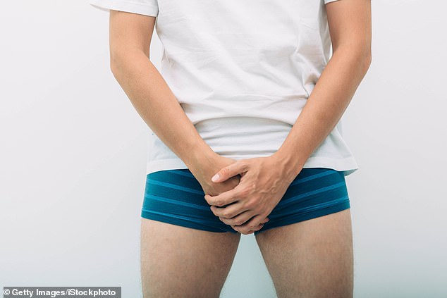 The new device ¿ a small cylinder attached to three thin metal ¿legs¿ ¿ is designed to ease urinary symptoms without causing side-effects