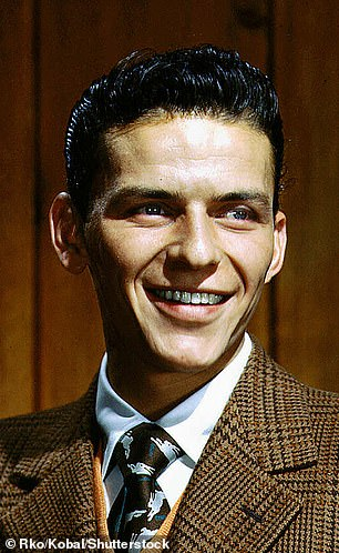 Frank Sinatra's (pictured in 1944)'closest confidant' Tony Oppedisano poured more cold water on the long-standing rumor that the late crooner secretly fathered Pulitzer Prize winner Ronan Farrow