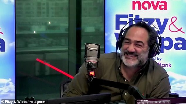 'The twist is it was another bloke!'Michael 'Wippa' Wipfli revealed that Scherri-Lee's date hooked up with another man and that the mystery male in question is a celebrity