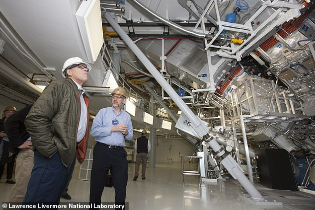 The high-tech facility was founded in the 1950s and is one of the most advanced in the world, specializing in nuclear and biochemical threats
