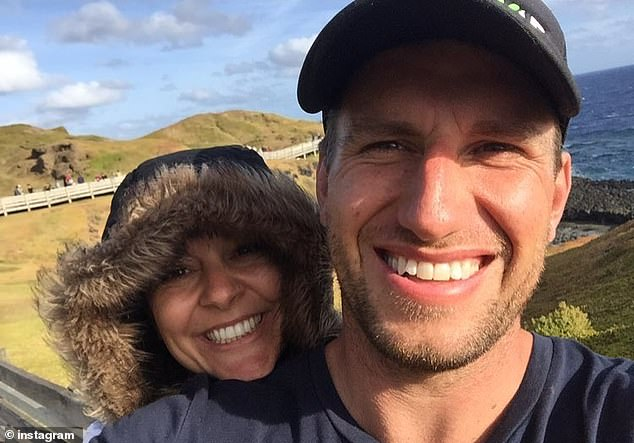 Going their own ways: Mark found love with Marie after trying to make his relationship with his TV wife Christie Jordee work following their time on the social experiment. At the time, he said in an Instagram post that their split was a 'mutual decision'