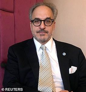 Dr Juan Lubroth