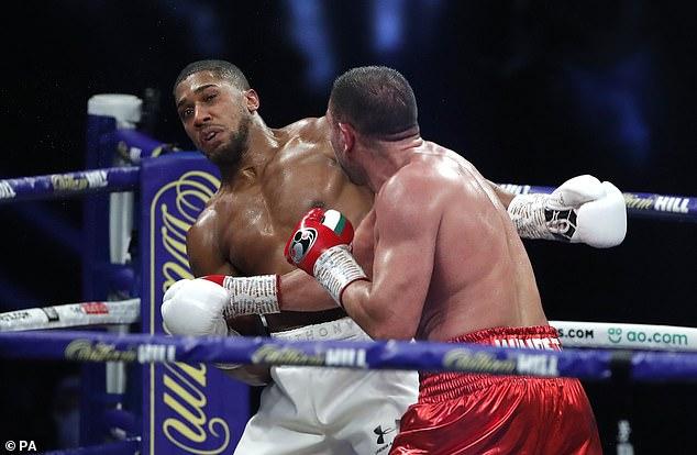 AJ last fought against Kubrat Pulev last year, beating the Bulgarian handily in London