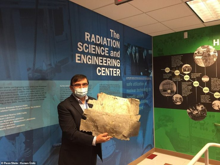 Although no one has confirmed what really happened, many have accepted the challenge to solve the puzzle, with the latest being scientists from Penn State University . The team announced they are using a nuclear reactor to analyze a metal patch found on a small Pacific Island in 1991 to determine if the piece belonged to Earhart's Lockheed Model 10-E Electra plane