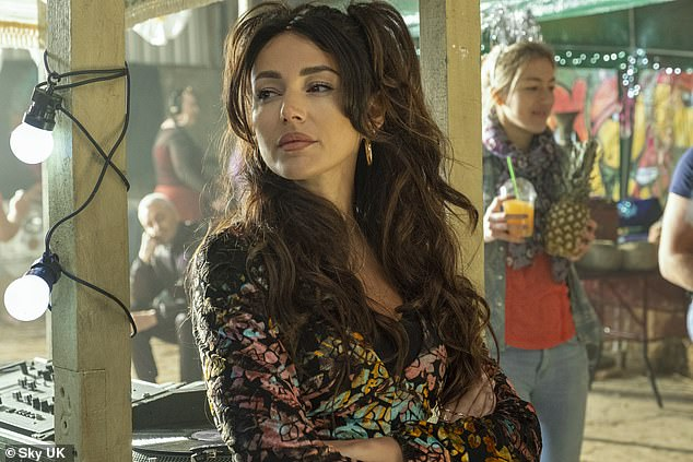Back for more:Brassic star Michelle Keegan is set to reprise her role once again as she's reportedly signed up to feature in another series