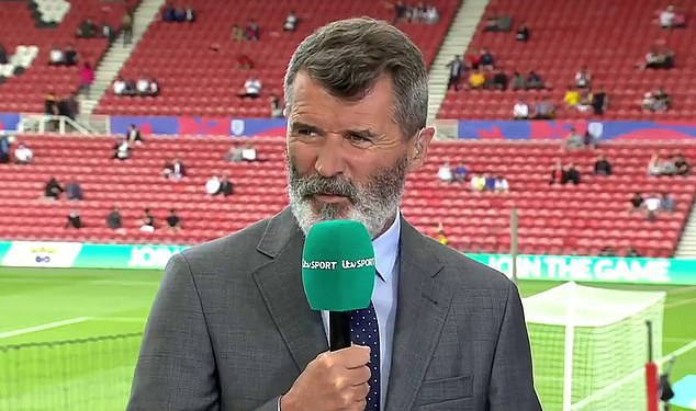 Roy Keane suggested Henderson has been included to do card tricks and organise the quizzes
