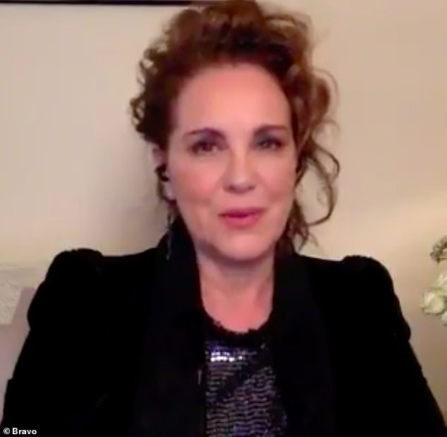 Out in the open:Robert's casting in Big made the headlines just a couple of months ago when Elizabeth Perkins, who also starred in the film, made it public on Watch What Happens Live