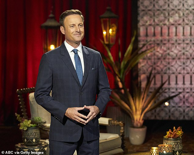 Under fire:Harrison, 49, came under fire in February after an interview with Rachel Lindsay, the first Black lead of The Bachelorette, and announced he was temporarily stepping away from the franchise, though the move was made permanent on Monday