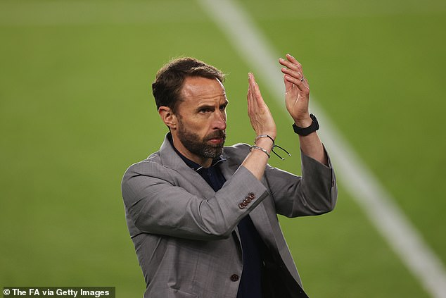For the friendlies, Southgate donned a more casual look but some preferred his smarter style, with one dubbing the expensive polo shirt a 'pyjama' top
