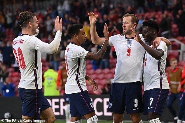 England prepared for the tournament with back-to-back 1-0 wins over Austria and Romania