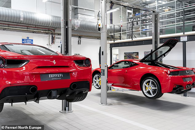 Fezzas fly though their MOTs: It shouldn't come as a massive surprise that cars with six-figure price tags are performing well in annual roadworthiness checks...