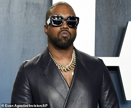 New flame: Kanye whisked Irina off to France to celebrate his 44th birthday