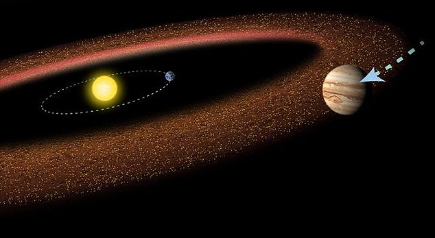 Most asteroids live in the main asteroid belt, an area in space between Mars and Jupiter.According to NASA , more than 1 million asteroids are known to exist, but many more have yet to be identified