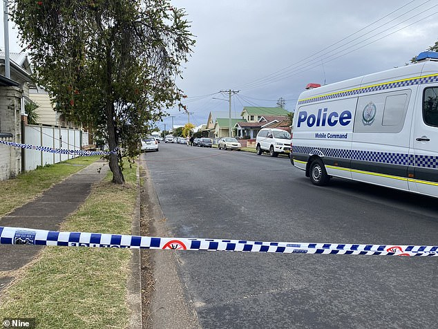 The hunt for the grandmother's killer is underway, with specialist forensic police scouring the woman's property and the wider Hunter region for clues