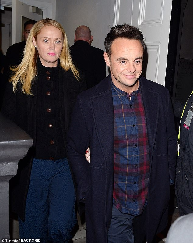 Wedding bells! Ant is reportedly set to marry his girlfriend Anne-Marie Corbett in August, after the pair announced their engagement in December