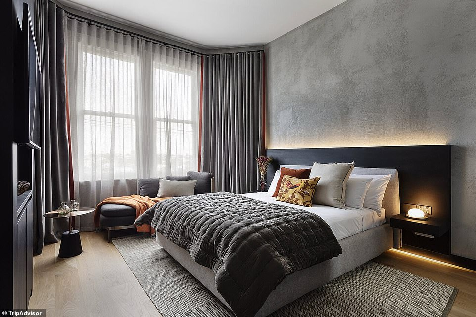 14. HOTEL FITZROY CURATED BY FABLE, AUCKLAND CENTRAL, NEW ZEALAND: Tripadvisor describes this five-star property, located in the middle of Auckland's trendiest district, as a fusion of 'classic, old-world charm and contemporary living'. This inviting 'oasis' features '10 exquisite suites that will charm you with luxury service and amenities', adds the site