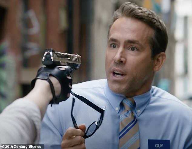 Free Guy: The trailer for the Ryan Reynolds led action-comedy Free Guy, a story about a man who realizes he's trapped in an open-world video game was released on June 10