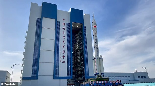 The space agency plans a total of 11 launches through the end of next year to deliver two laboratory modules to expand the 70-ton station, along with supplies and crew members