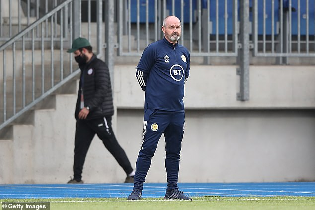 There is optimism, however, for them at Euro 2020 under the canny guidance of Steve Clarke