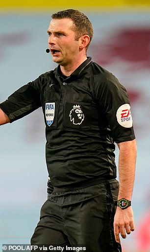 Oliver is the other English official